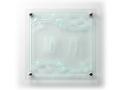 クリアーガラス(素彫) GPL-123
